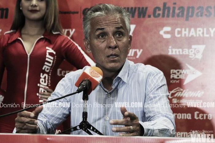 """Sergio Bueno: """"Hicimos un gran partido"""""""