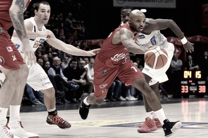 Legabasket Serie A Playoff - Al via le semifinali: Milano (in crescita) aspetta Trento