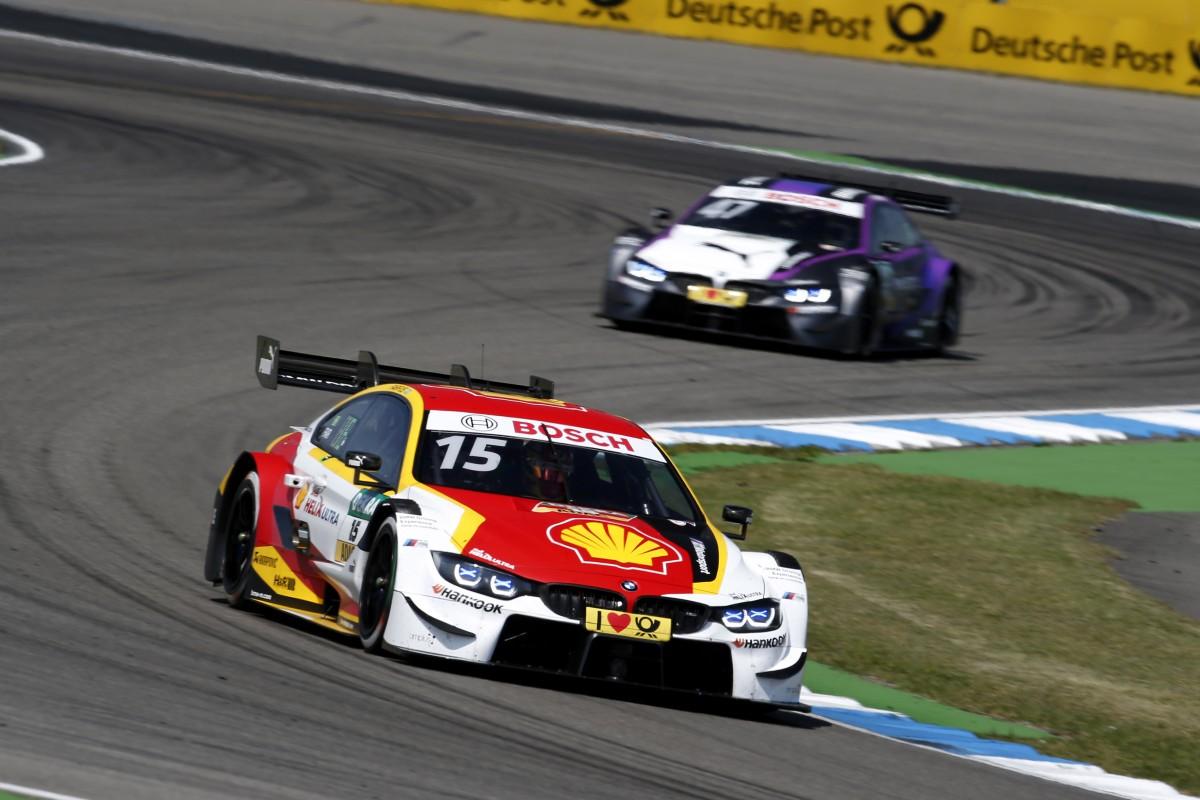 Augusto Farfus inicia temporada da DTM entre os 10 primeiros em Hockenheim