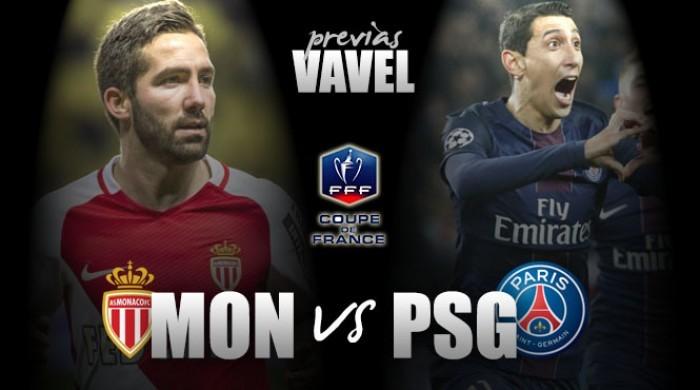 Coppa di Lega - Psg vs Monaco, serata di gala