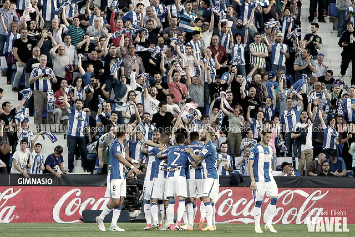 Los últimos enfrentamientos entre Leganés y Betis