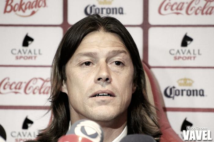 """Matías Almeyda: """"Mis maletas están bien metidas en casa"""""""