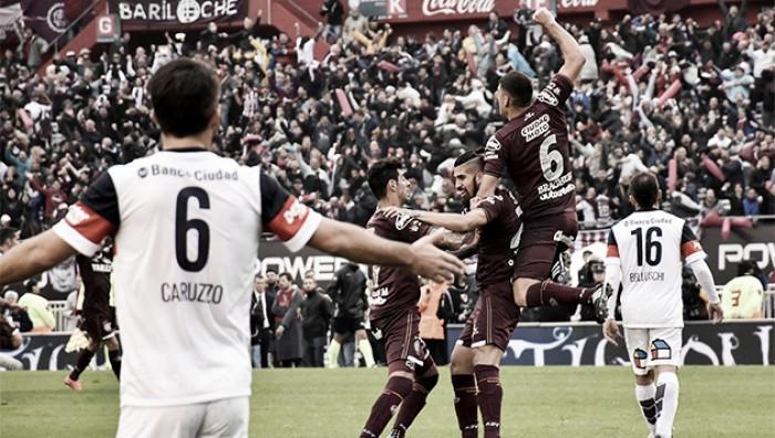 Lanús vs San Lorenzo: terminar lo más arriba