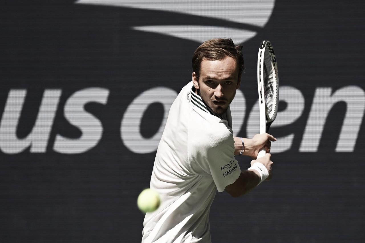 Medvedev acaba com sonho de Van de Zandschulp e vai às semis do US Open