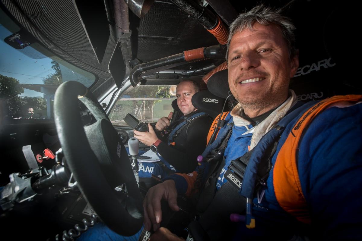 Sylvio de Barros se junta ao X Rally Team para o Sertões