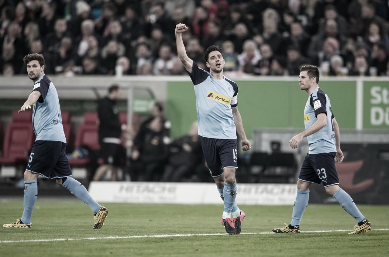 Mönchengladbach goleia Düsseldorf e acirra disputa pelo topo da Bundesliga