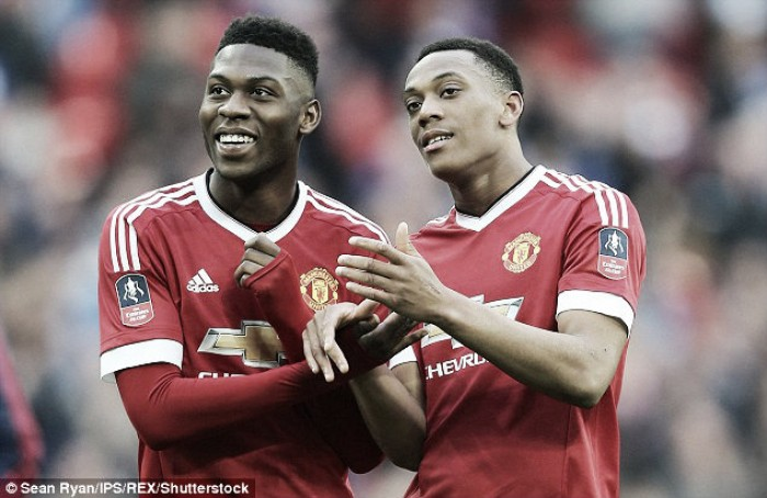 Fosu-Mensah praises teammate Anthony Martial