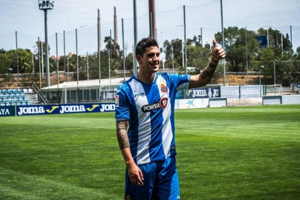 """Roco: """"Mi objetivo es quedarme en el Espanyol"""""""