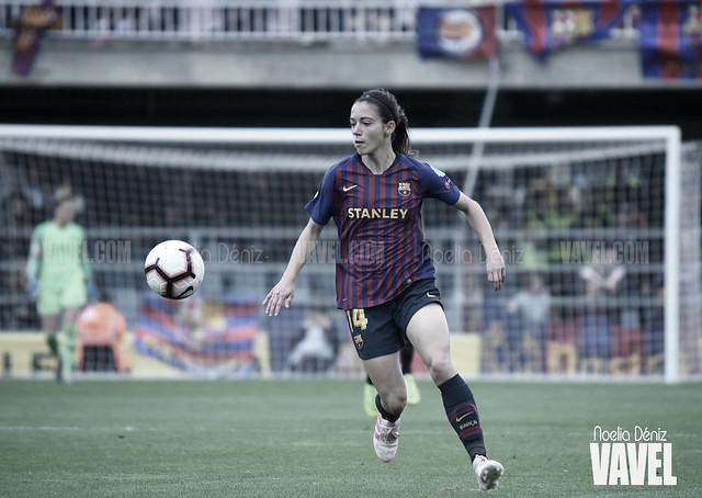 """Aitana Bonmatí: """"Tenemos que ser atrevidas, no venirnos atrás y jugar a lo que sabemos"""""""