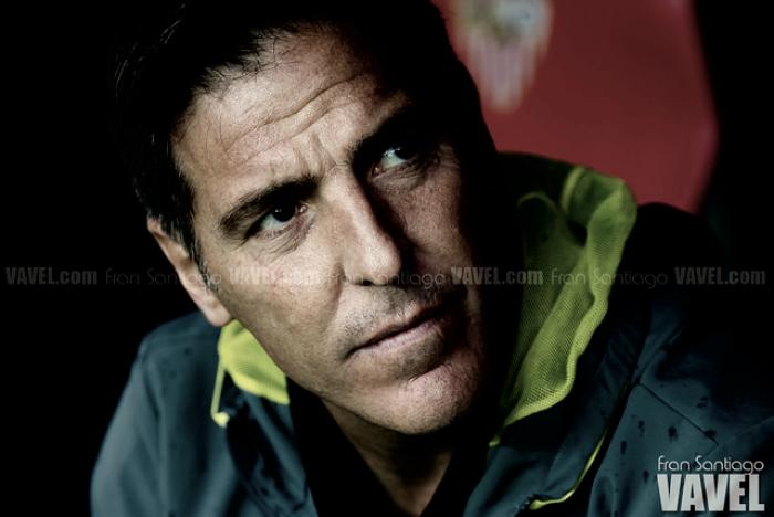 """Berizzo: """"Estamos entrando en la fase de búsqueda de la forma futbolística"""""""