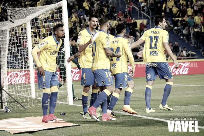La Unión Deportiva, a un paso de firmar la permanencia