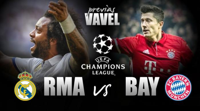 Previa Real Madrid - Bayern: cabeza fría y a certificar el pase