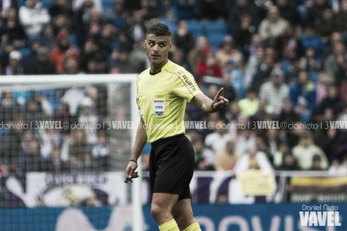 Gil Manzano arbitrará el Villarreal-Deportivo