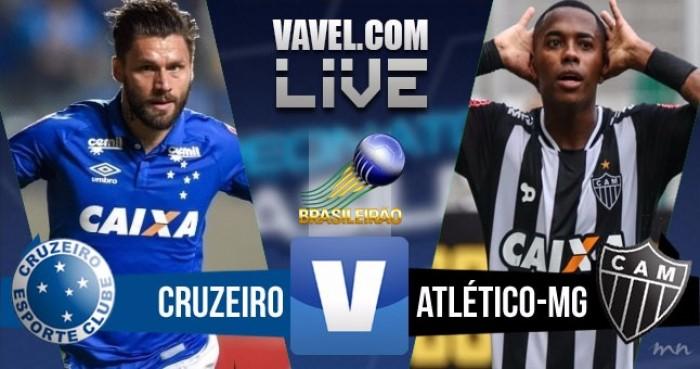 Resultado Cruzeiro x Atlético-MG pelo Campeonato Brasileiro (1-1)
