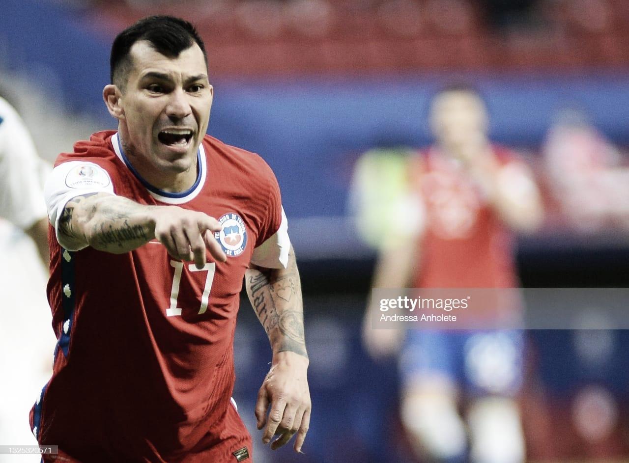 """Mauricio Isla: """"Paraguay jugó bien, ya está. No hay que darle vuelta"""""""