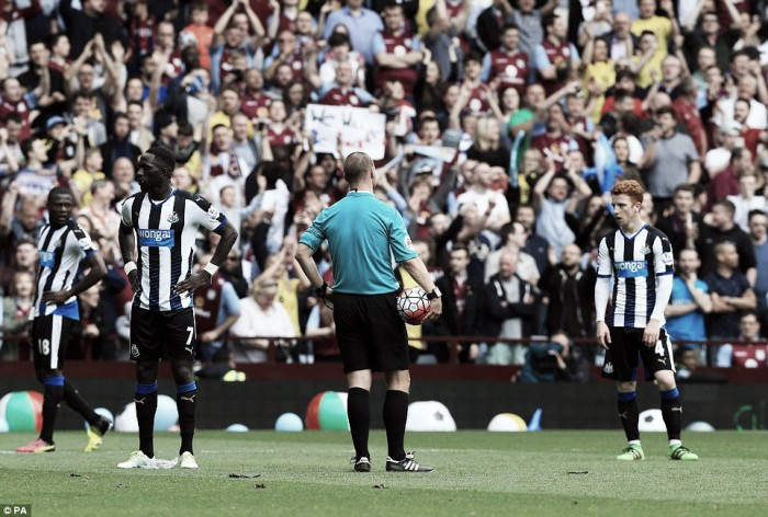 Aston Villa 0-0 Newcastle United: Analysis as the Magpies edge closer to the drop