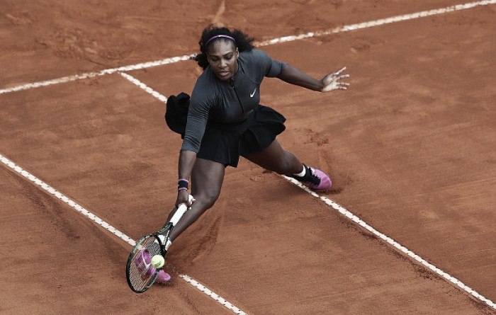 Serena Williams supera Irina Begu em Roma e avança para sua terceira final no ano