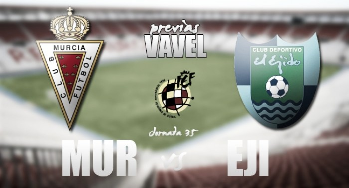 Real Murcia - Ejido: no vale perder