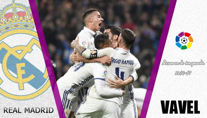 Especiais La Liga 2016/17 Real Madrid: temporada histórica e impecável