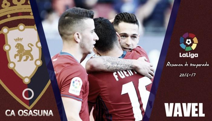 Especiais da La Liga 2016/17 Osasuna: temporada desastrosa de um clube em decadência