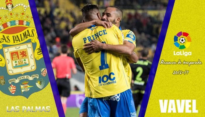 Especiais La Liga 2016/17 Las Palmas: ano decepcionante para todo o investimento