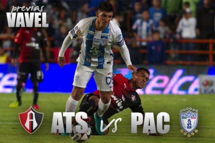 Previa Atlas - Pachuca: Con el boleto en las manos