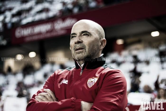 Sampaoli anuncia saída do Sevilla para assumir a Argentina