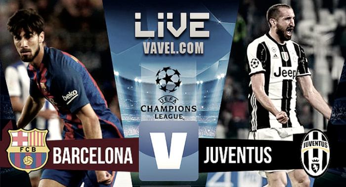 Resumen del partido FC Barcelona vs Juventus en la UEFA ...