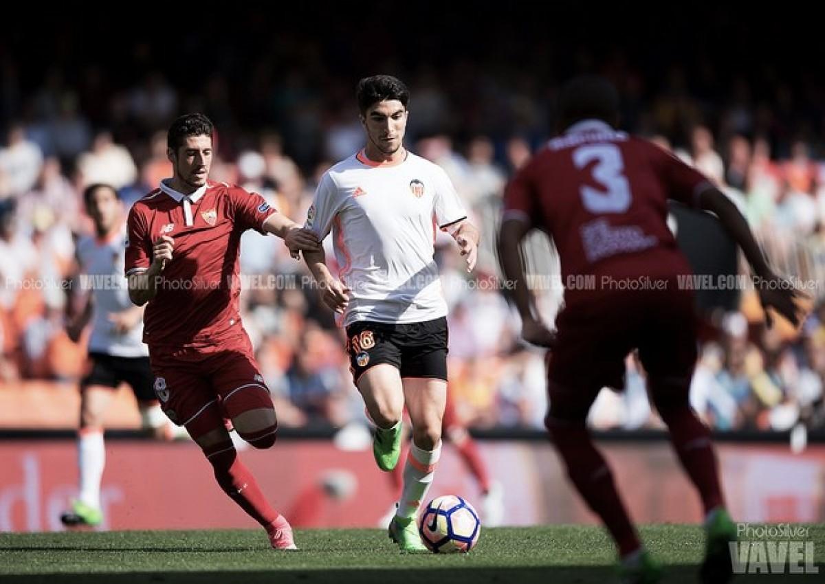 Sevilla FC - Valencia CF, un clásico con mucho en juego