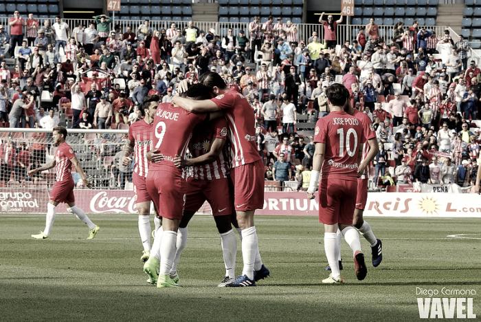 El Almería se acerca a la salvación a costa del Sevilla Atlético
