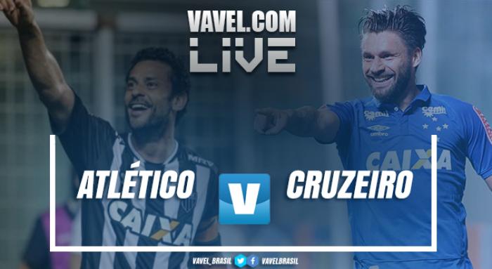 79f4612e36 Resultado Atlético-MG x Cruzeiro pela grande decisão do Campeonato Mineiro  (2-1