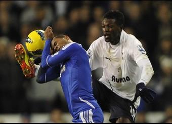 Tottenham et Chelsea se neutralisent