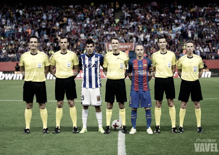 Previa Deportivo Alavés - FC Barcelona: en busca de una nueva sorpresa