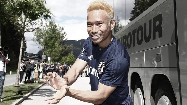 Mais um japonês no Brasil? Guarín convida Nagatomo para jogar no Vasco