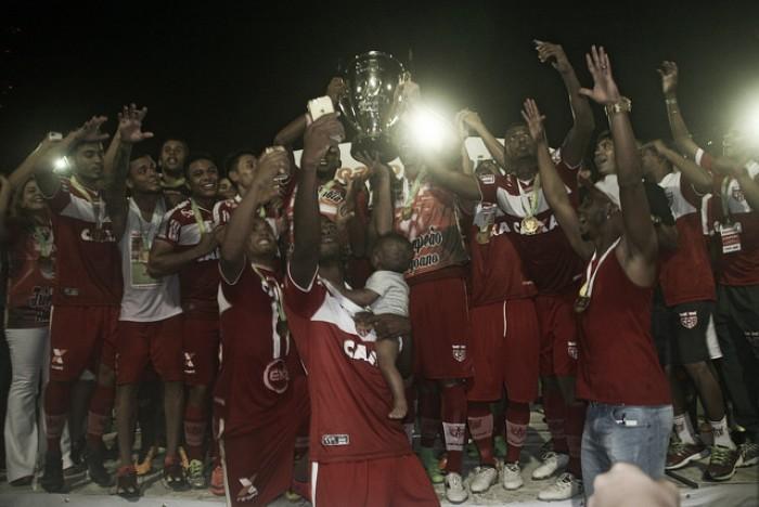 Retrospectiva CRB 2017: tricampeonato alagoano não evitou sustos ao longo da temporada