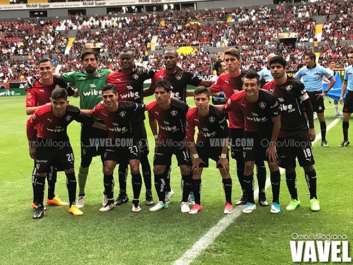Atlas 1-0 Pachuca: puntuaciones de Atlas en la Jornada 15 de la Liga MX Clausura 2017