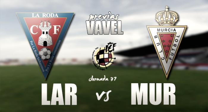 Previa La Roda - Real Murcia: así en La Mancha como en Murcia