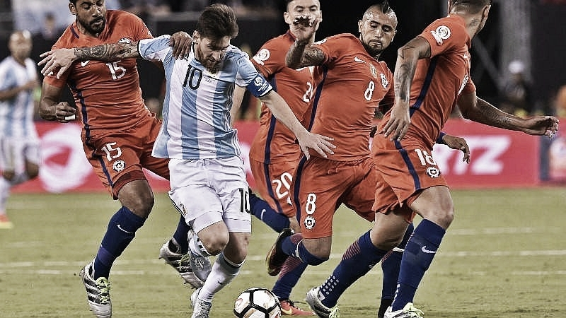 Argentina vs Chile: por el honor del Bronce