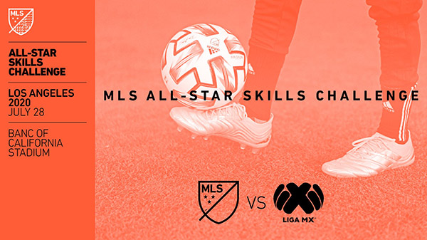 MLS All-Stars Skills Challenge announced