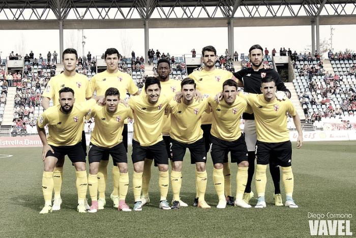 Almería - Sevilla Atlético: puntuaciones Sevilla At, jornada 35 Segunda División