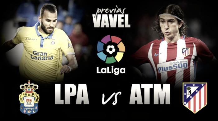Previa Las Palmas - Atlético de Madrid: 'cholismo' contra el fortín de Gran Canaria