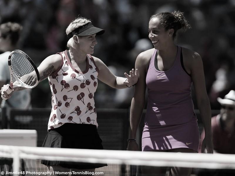 El tenis femenino vuelve a EEUU de la mano de Keys y Mattek-Sands