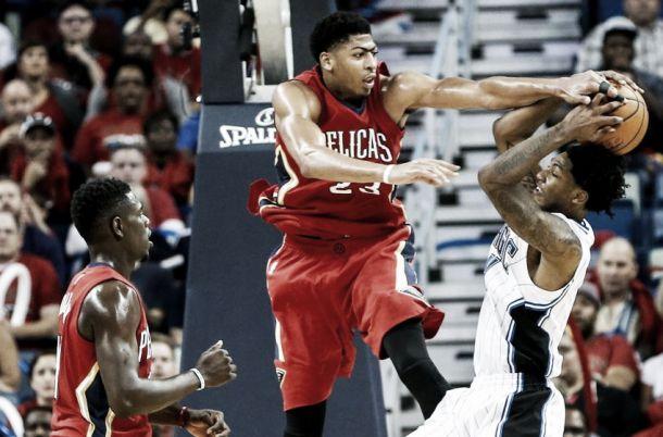 Davis fa decollare i Pelicans, Orlando poco Magic