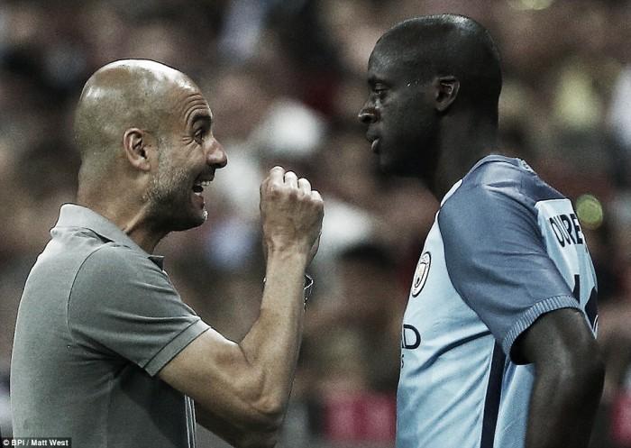 """Guardiola: """"Touré no volverá a jugar con el City hasta que no se disculpe"""""""