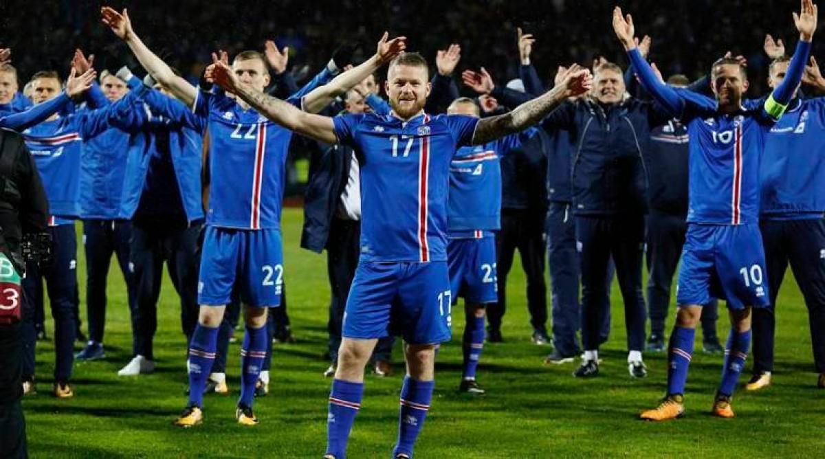 Rússia 2018: Islândia