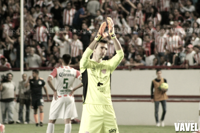 Marcelo Barovero, refuerzo del año futbolístico