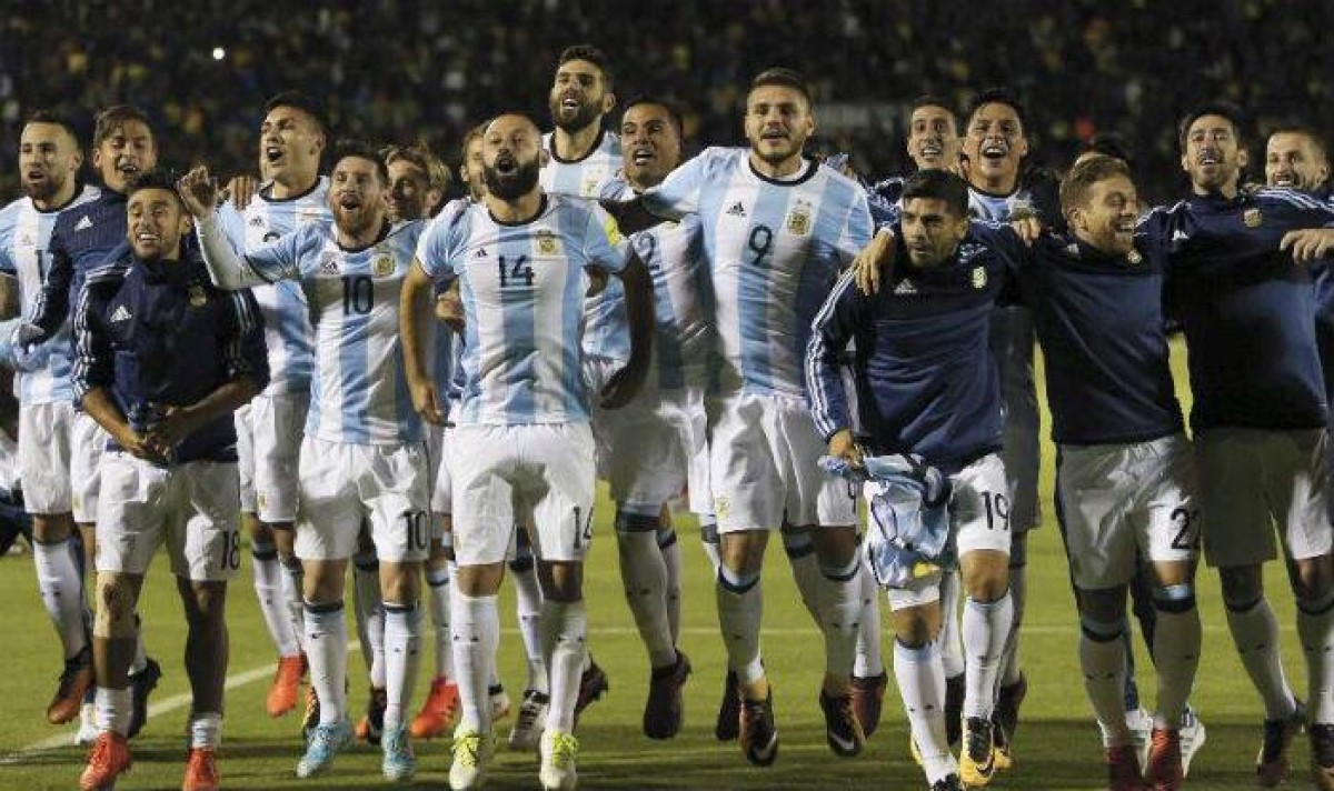 Rússia 2018: Argentina