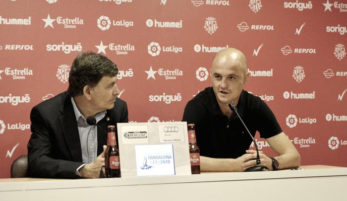 Nano Rivas, de vuelta en Tarragona