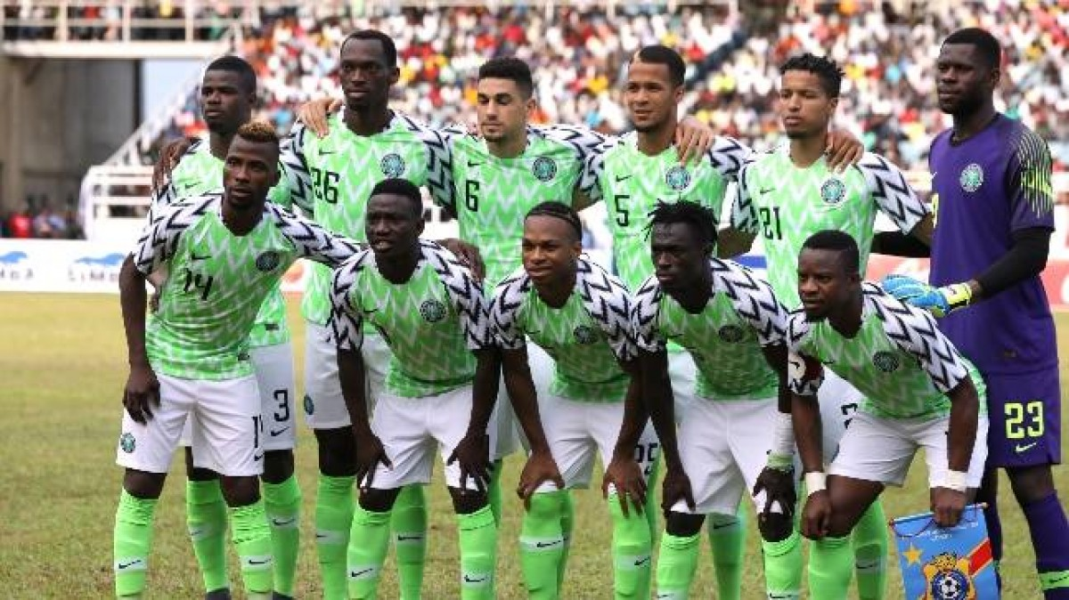 Rússia 2018: Nigéria