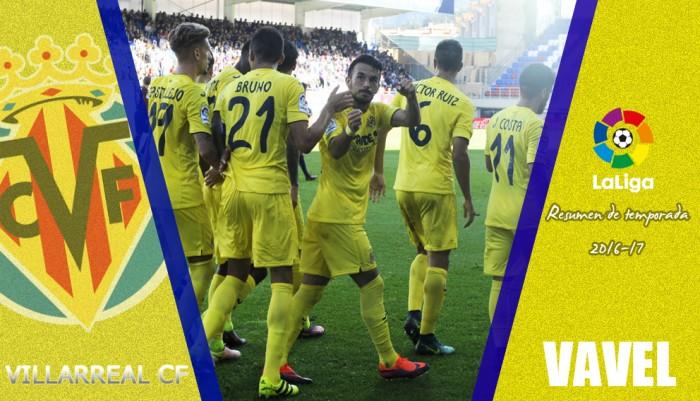 Especiais La Liga 2016/17 Villarreal: início conturbado, mas vaga na Europa League garantida